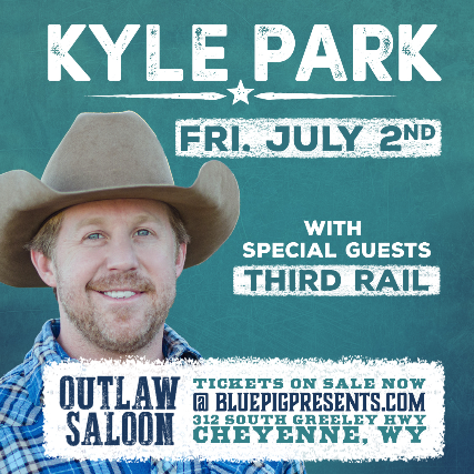 Kyle Park at The Outlaw Saloon at The Outlaw Saloon