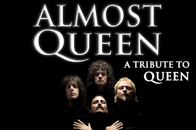 An Evening with Almost Queen at Concerts on the Creek