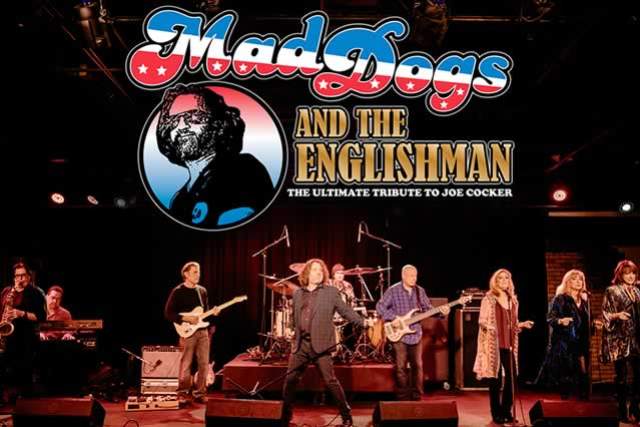 Mad Dogs & The Englishman at The Coach House
