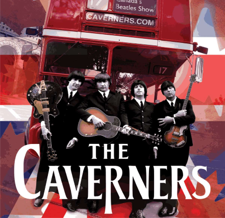 Image used with permission from Ticketmaster | The Caverners - Canadas Premier Beatles Show - In support of Make-A-Wish tickets