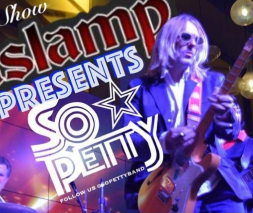 Tom Petty Tribute So Petty - Dining & Live Music