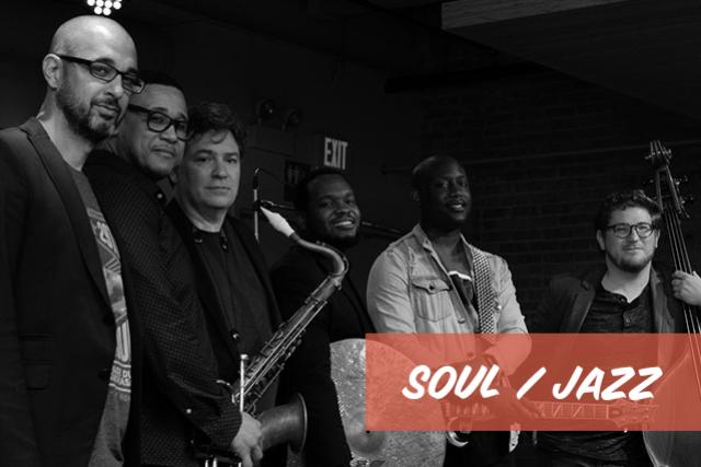 Chicago Soul Jazz Collective w/ Dee Alexander