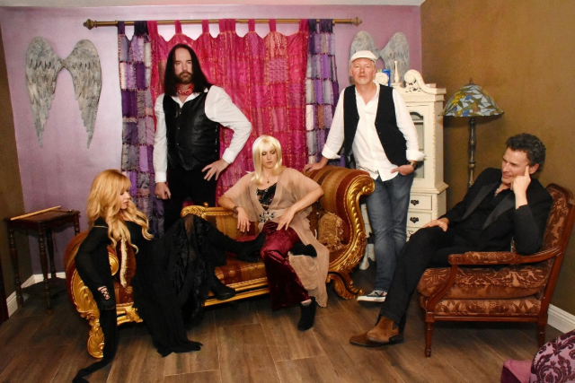 Fleetwood Mac Tribute Gypsy Dreams, with Ronstadt Revival