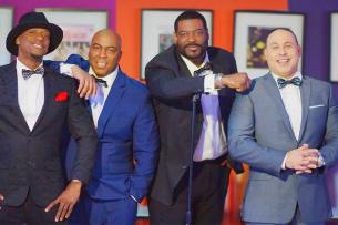 NY Kings of Comedy, Talent, Capone, Mark Viera, Rob Stapleton