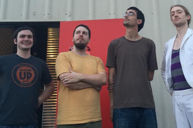 Oyster Guard ,  Joe Devita , Carl Jr