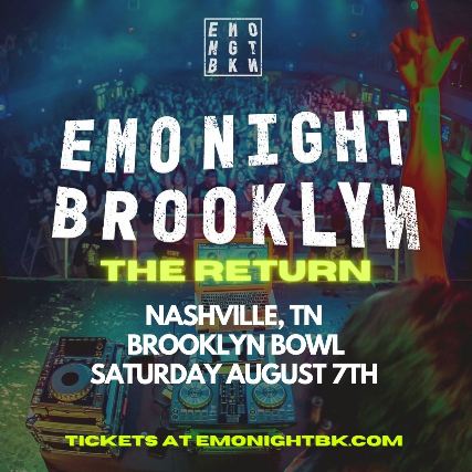 More Info for Emo Night Brooklyn featuring DJ set by Ryan Key of Yellowcard
