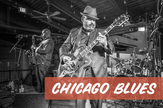 Chicago Blues Angels at FitzGerald's