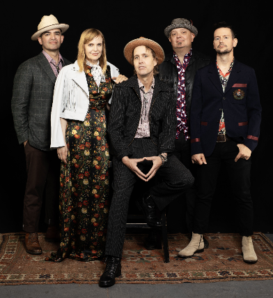 Chuck Prophet & The Mission Express at Shank Hall