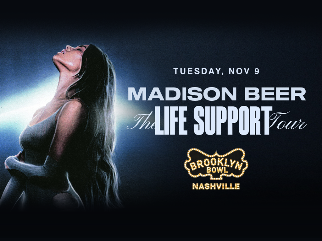 Madison Beer – The Life Support Tour