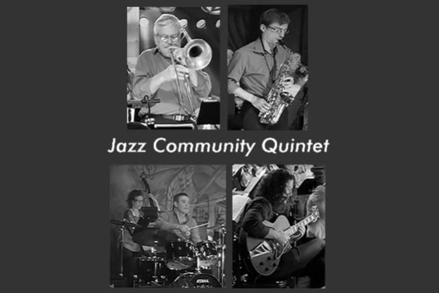 Jazz Community Quintet at FitzGerald's