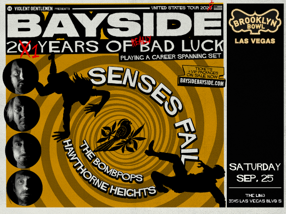 More Info for Bayside - 21 Years of Really Bad Luck