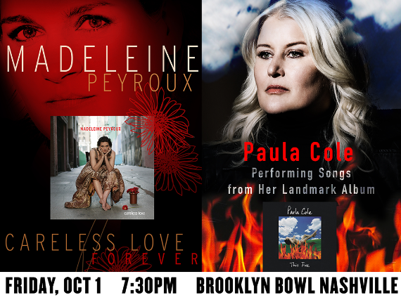 More Info for Madeleine Peyroux + Paula Cole