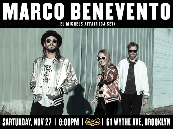 More Info for Marco Benevento