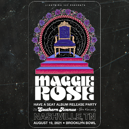 More Info for Maggie Rose - Album Release Party