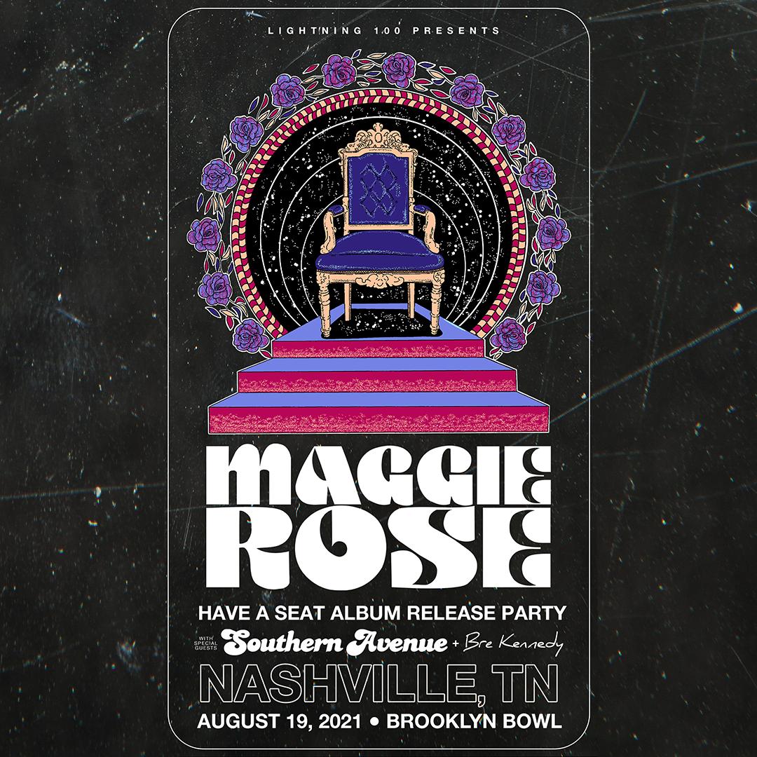Maggie Rose - Album Release Party