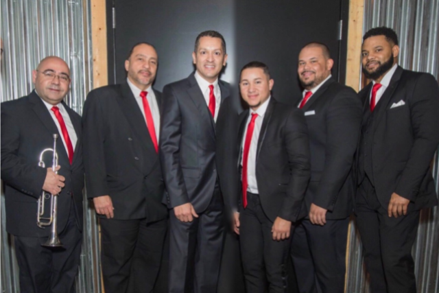 Image used with permission from Ticketmaster   Mikey Os Sunday Salsa Social tickets