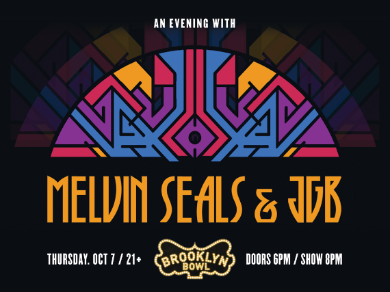 More Info for Melvin Seals & JGB