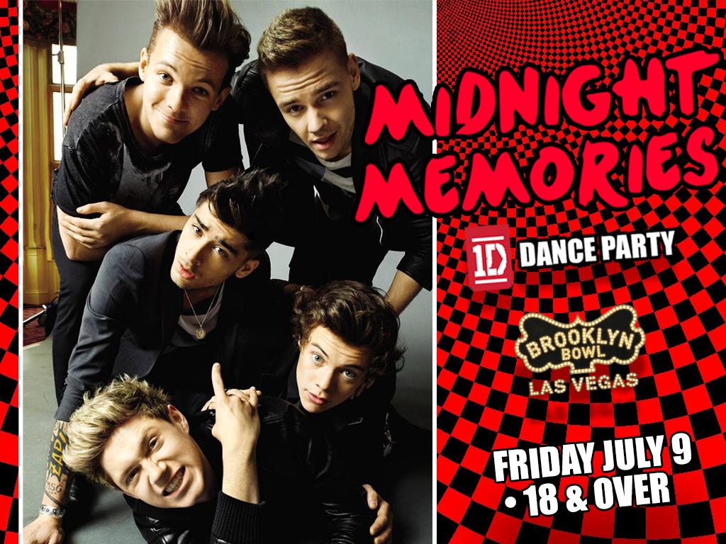 Midnight Memories: One Direction Night