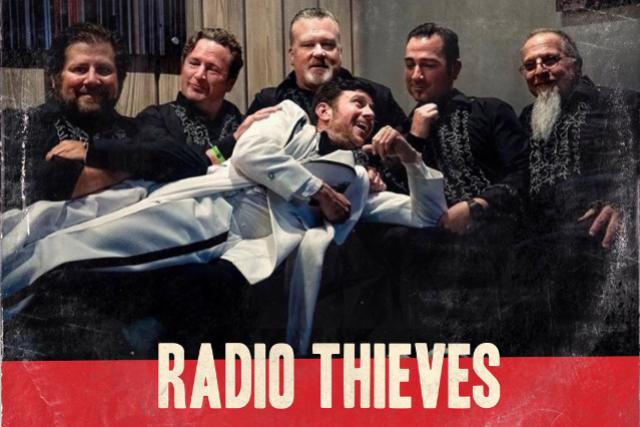 Radio Thieves, Thundercats at Music Box