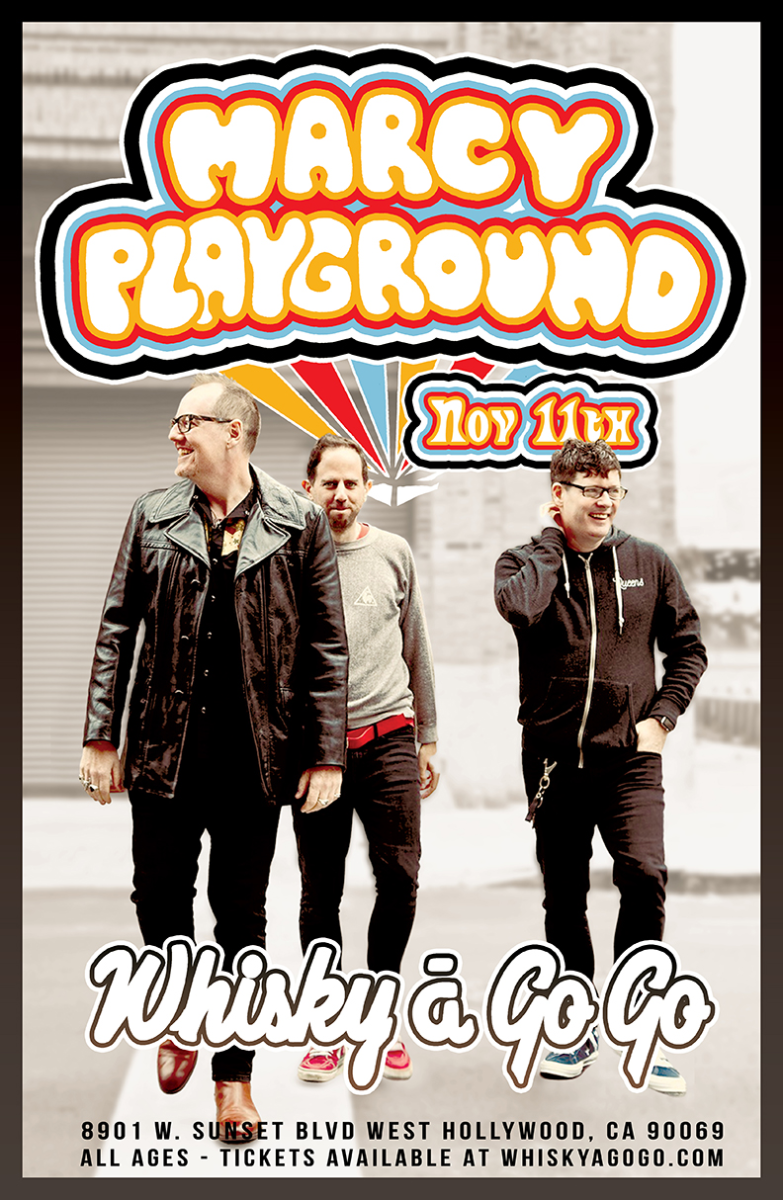 Marcy Playground, Lords of the Satellite , Inky Scratches, Sweet Orange, The Malt, Viper Club
