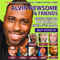 Alvin Newsome & Friends