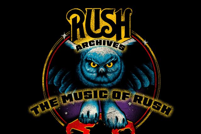 Rush Archives at Moxi Theater