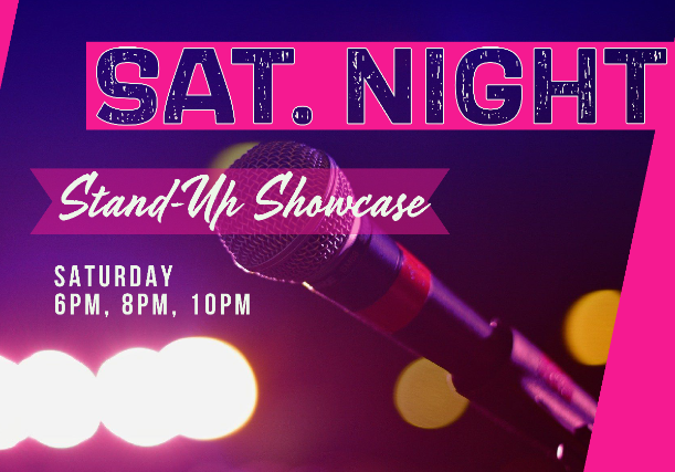 Saturday Night Stand-Up at The Denver Comedy Lounge