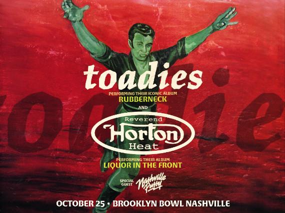 More Info for Toadies + Reverend Horton Heat