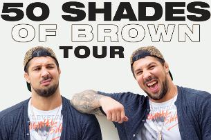 Brendan Schaub: 50 Shades of Brown Tour