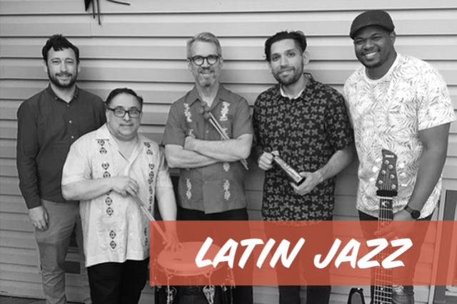 Jorge Leal Latin Jazz Trio at FitzGerald's