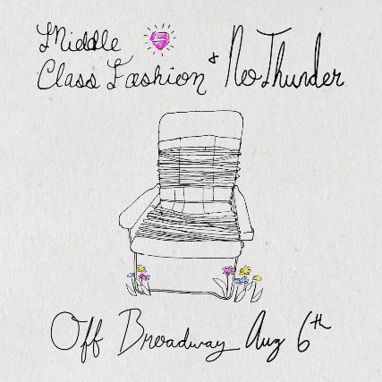 Middle Class Fashion and No Thunder at Off Broadway