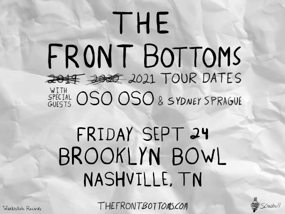 More Info for The Front Bottoms