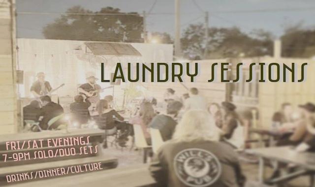 Elizabeth Ward (Laundry Sessions)