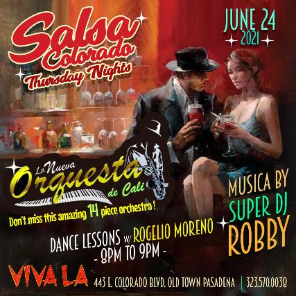 Salsa Colorado Thursday Nights at The Mixx
