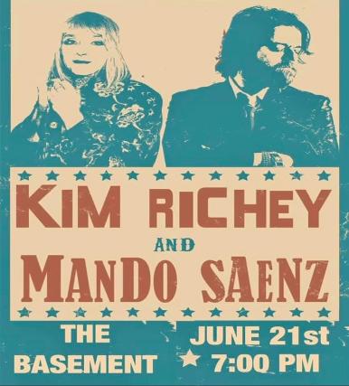 Kim Richey & Mando Saenz