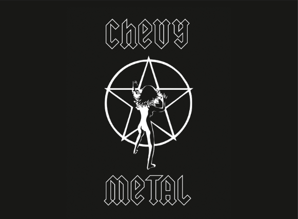 Chevy Metal w/ Special Guest The Alive