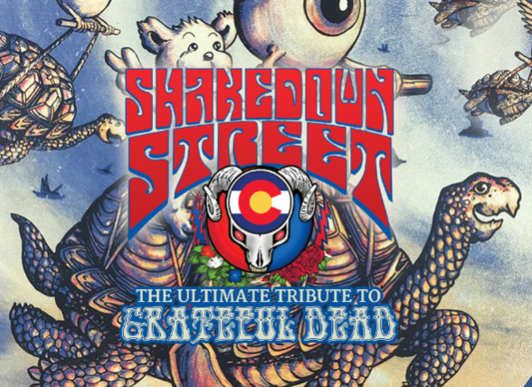 Shakedown Street (Tribute to the Grateful Dead)