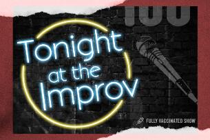 Tonight at the Improv, Ken Garr, Liza Treyger, Ryan Stout, J.B. Ball, Amir K, Greg Fitzsimmons