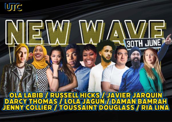UTC AM: The New Wave... Wed 30 Jun