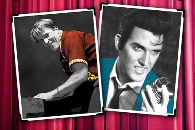 Killer & The King - Tribute to Elvis Presley & Jerry Lee Lewis