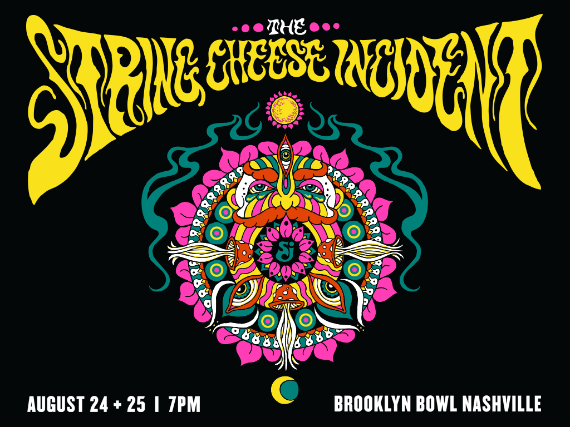 More Info for The String Cheese Incident - 2 Day Pass