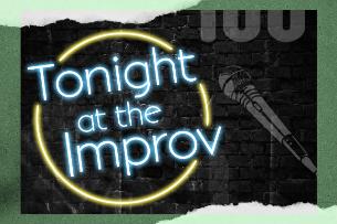 Tonight at the Improv ft. Pete Lee, Steve Byrne, Maz Jobrani, Doug Benson, Lara Beitz, Jamie Lee, Andre Kelley!