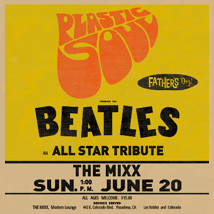 Father's Day Brunch with Beatles with Plastic Soul