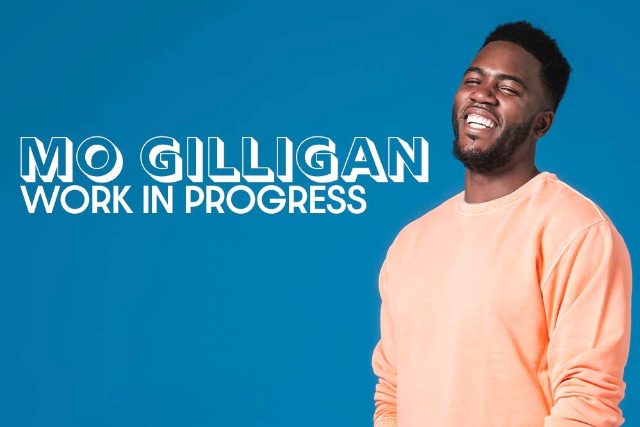 Mo Gilligan: WiP Show Mon 14 Jun