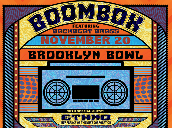 More Info for BoomBox ft. BackBeat Brass