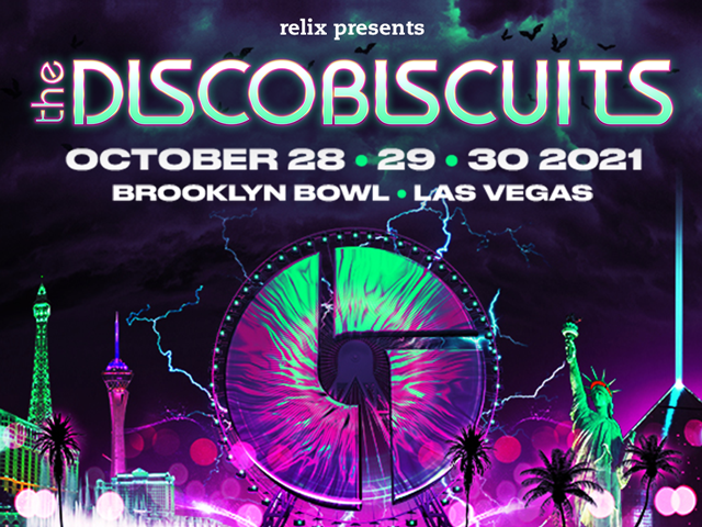 The Disco Biscuits - 3 Day Pass
