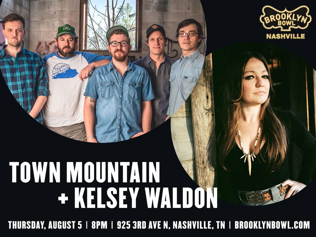 Town Mountain + Kelsey Waldon