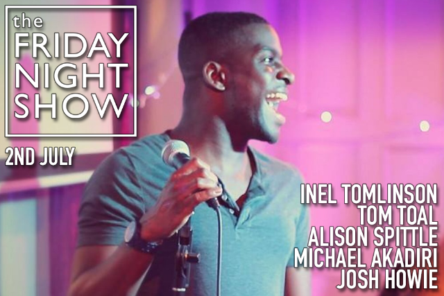 The Friday Night Show Fri 02 Jul