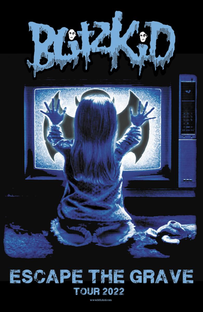 Blitzkid, Twilight Creeps, Orwell's Nightmare, Salem's Ghost, Wake the Dead