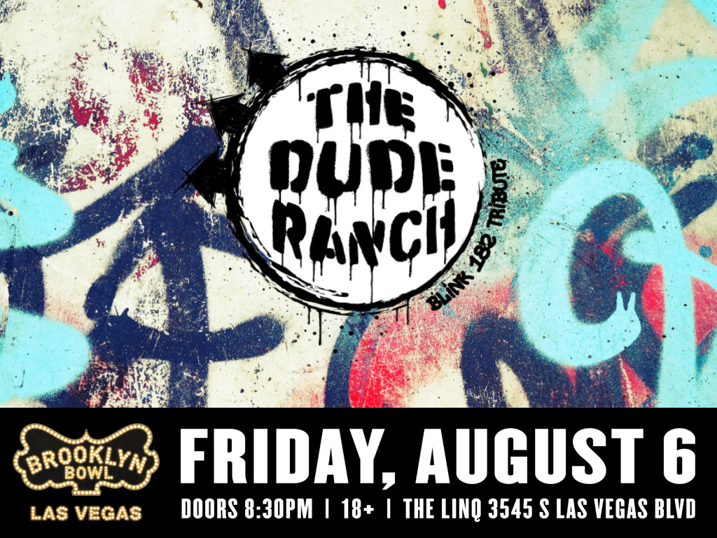 The Dude Ranch - Blink 182 Tribute